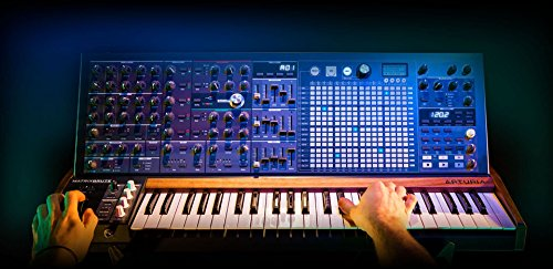 Arturia MatrixBrute Analog Monophonic Synthesizer with 1 Year Free Extended Warranty
