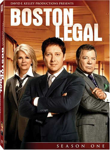 DVD : Boston Legal: The Complete First Season (Subtitled, Dubbed, Dolby, Widescreen, Sensormatic)