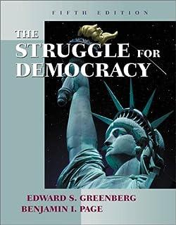 Amazon struggle for democracy the 2014 election edition the struggle for democracy 5th edition fandeluxe Choice Image