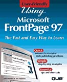 img - for Using Frontpage 97 (User-friendly) book / textbook / text book