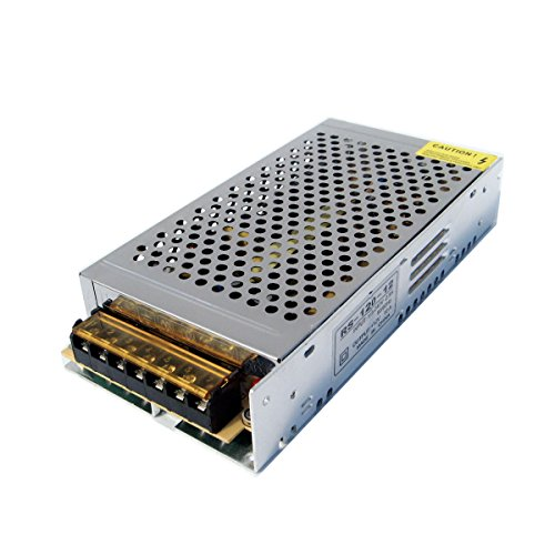 Eco Worthy Ac 110v 220v To Dc 12v 10a Power Supply