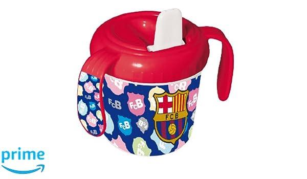 F.C. Barcelona - Taza bebé, 8 x 8 cm (Seva 7109064): Amazon.es: Juguetes y juegos