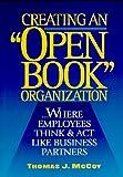 """Creating an """"Open Book"""" Organization 9780814402931"""