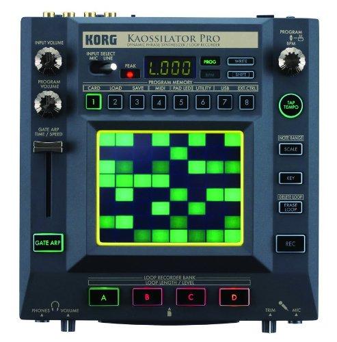 Korg Kaossilator Pro Tabletop Synthesizer, Best Gadgets