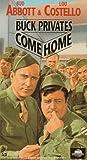 Abbott & Costello: Buck Privates Come Home [VHS]