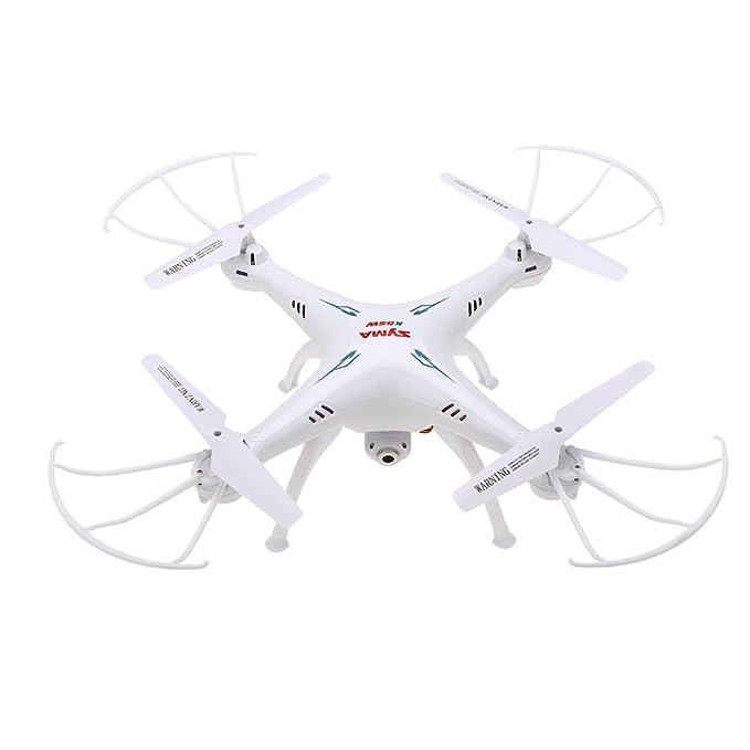 Syma X5SW/X5SW-1 versión actualizada de X5C Explorers RTF Drone RC ...