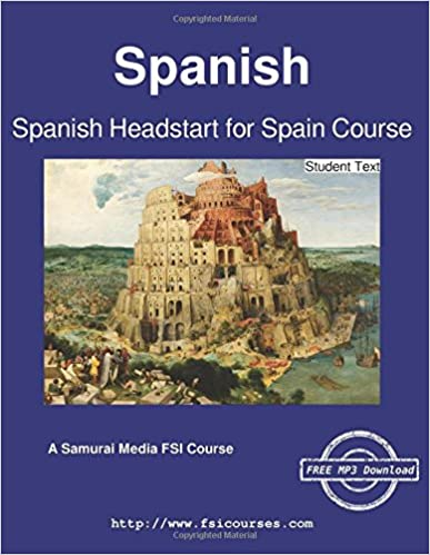 Online nedlasting av bøker Spanish Headstart for Spain Course - Student Text (Norsk litteratur) DJVU