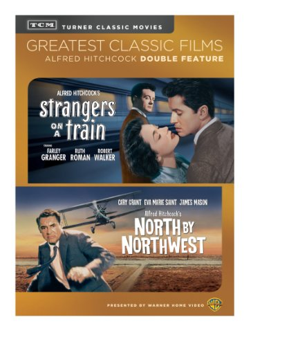 TCM North By Northwest / Strangers on a Train (DBFE)(DVD)