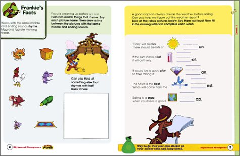 Workbook free phonics worksheets : Amazon.com: JumpStart 1st Grade Phonics Workbook (9780439164115 ...