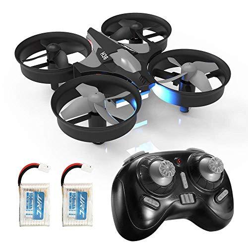 REDPAWZ H36 Mini Drone 2.4G 4CH 6Axis Gyro Headless Mode Remote Control One-Key Return RC Quadcopter Drone for Kids RTF