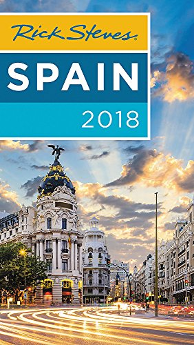 Rick Steves Spain 2018 cover