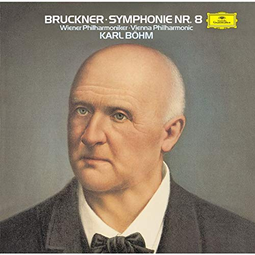 SACD : BOHM,KARL - Bruckner: Symphony 8 (Limited Edition, Direct Stream Digital, Super-High Material CD, Japan - Import, Single Layer SACD)