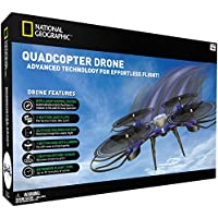 National Geographic Quadcopter Drone - With Auto-Orientation - 360 Degree Flips - Altitude Hold - Great for Kids and New Pilots (2017 Release with 1-year Manufacturers Warranty!)