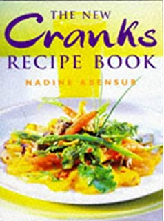 Cranks fast food for vitality and health amazon nadine the new cranks recipe book forumfinder Image collections