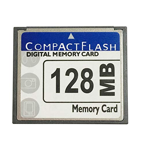 Bodawei Ogrinal Compact Flash Card Industrial Grade SLC Nand 128MB Camera Card 128mb ()