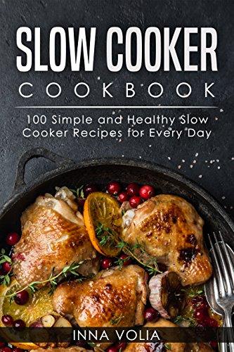 Slow Cooker Cookbook by Inna Volia ebook deal