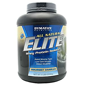 Dymatize All Natural Elite Whey Protein Isolate
