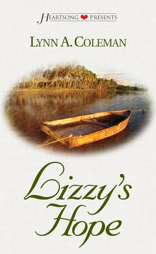 book cover of Lizzy\'s Hope