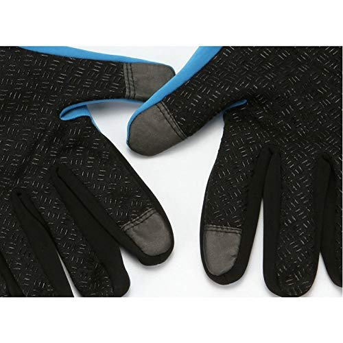 AINIYF Outdoor Sports Smart Gloves | Riders For Men And Women Autumn And Winter Motorcycles Sports Gloves Thin Section Plus Velvet Windproof Waterproof Winter Riding Cold And Warm by AINIYF (Image #2)
