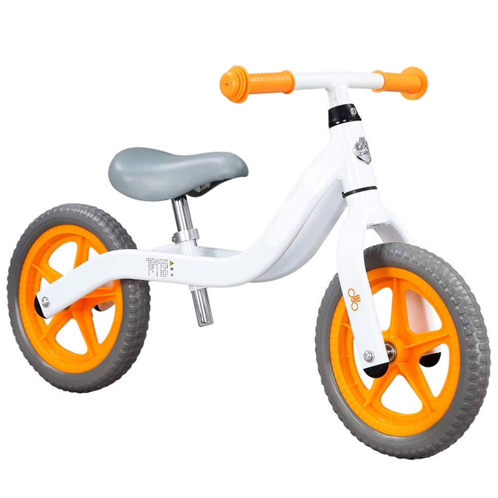子供用自転車、バランス自転車、シートは上下に調整できます、簡単取り付,けいえ塗料の安全性と環境保護はありません、車両重量は2.2KG、長さは85cm   B07JCMX39T