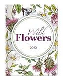 Ladytimer Grande Wild Flowers 2020 - Blumen Taschenkalender A5 by