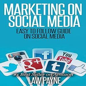 Marketing on Social Media Audiobook