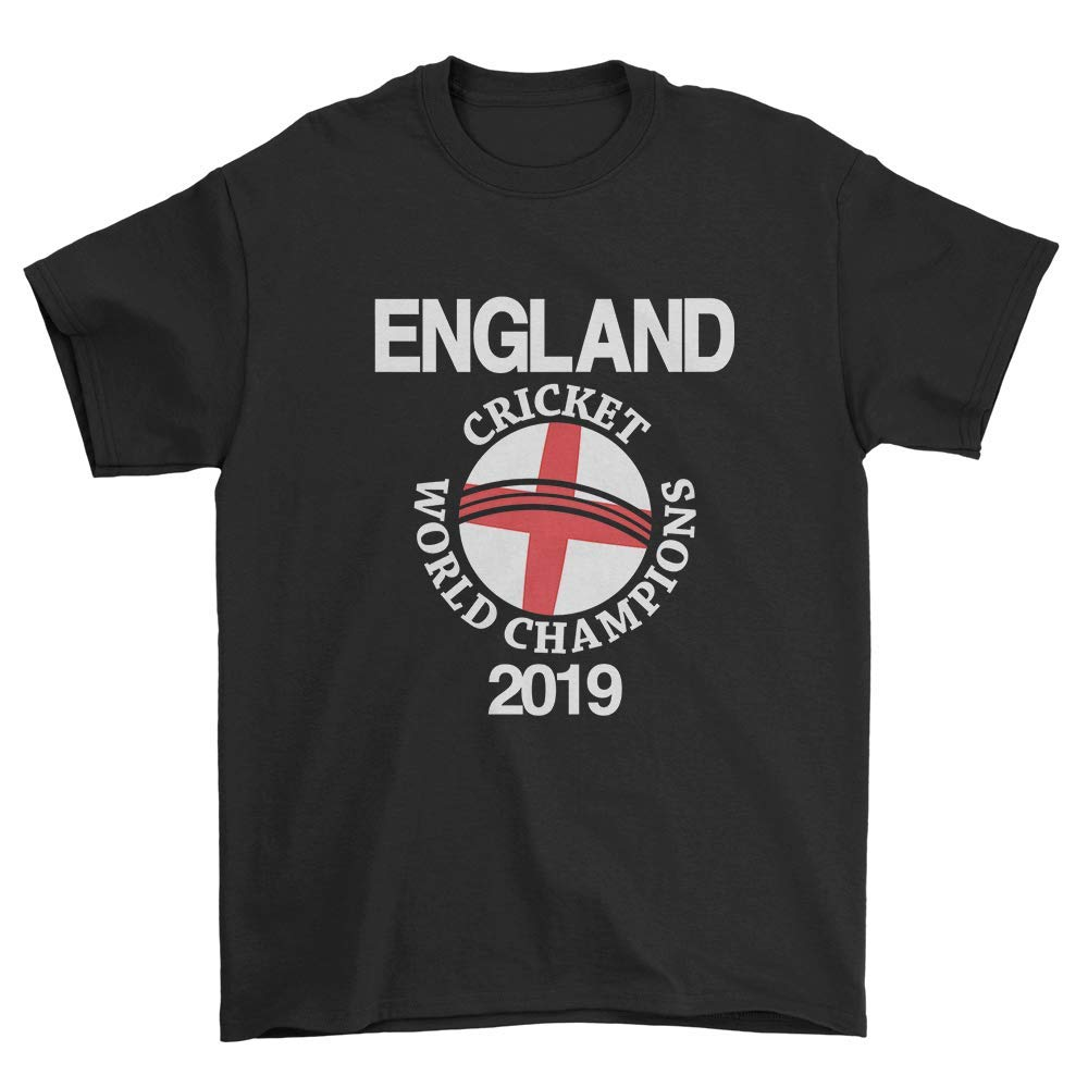England Cricket Champions 2019 Tshirt For