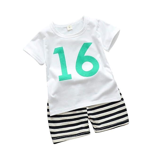 Amazon.com: Baby boy Gifts, Boy Digital Tops Children Suit T ...