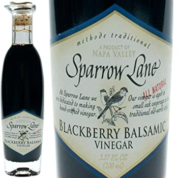 Sparrow Lane Blackberry Balsamic Vinegar