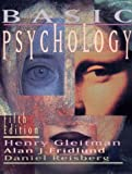 Basic Psychology, Gleitman, Henry, 0393976092