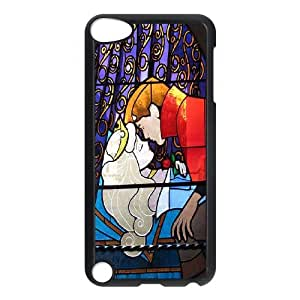 FOR Ipod Touch 5 -(DXJ PHONE CASE)-Sleeping Beauty-Maleficient-PATTERN 1