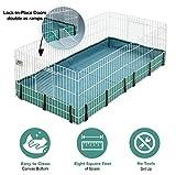Guinea Habitat Guinea Pig Cage by MidWest, 47L x