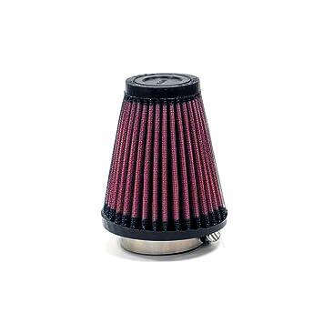 K /& N rg-1001rd-l universal de filtro para cromo Coche y Moto