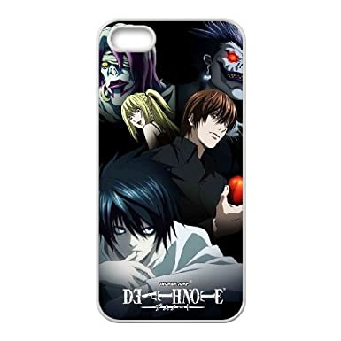 new product a7bdb 65f87 DIY Phone Case,Anime Series Cartoon Death Note Design Protective ...
