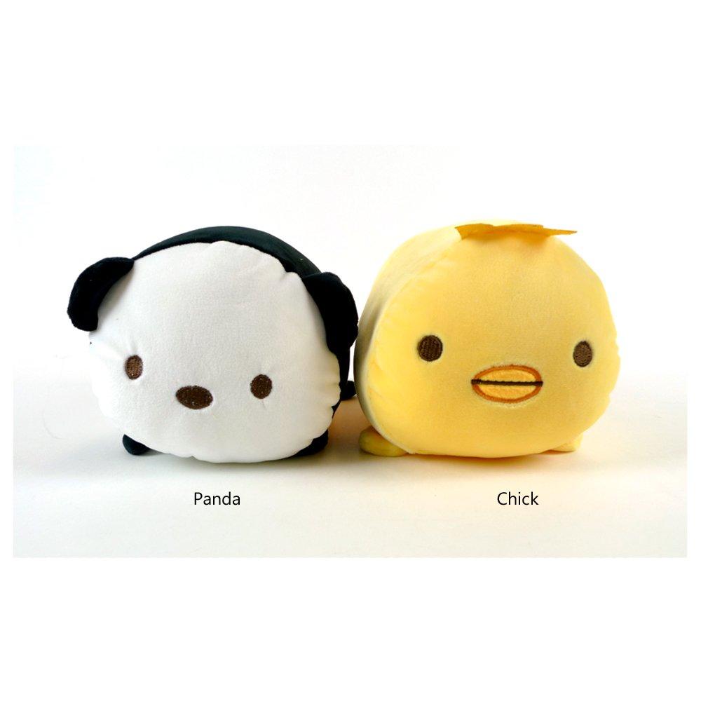 Animal Soft Plush Stuffed Plush Doll Cushion 10'' (PANDA) by Plush Animal (Image #4)