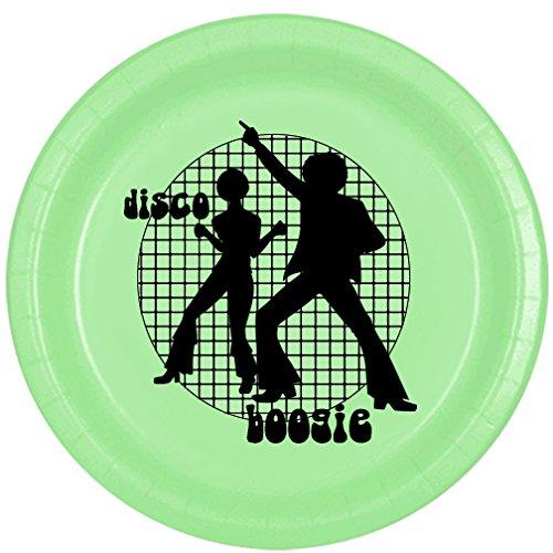Disco Boogie Dessert Plates (8/pkg)