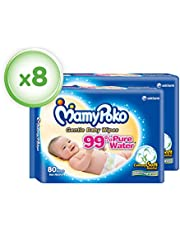 MamyPoko Baby Wipes Regular