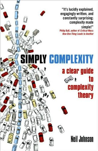 Download by Neil Johnson Simply Complexity: A Clear Guide to Complexity Theory(text only)[Paperback]2009 pdf epub