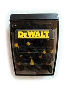 DeWALT Phillips PH2 Torsion Screwdriver Bits Made in Germany 8 Pieces