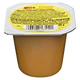 Jell-O Butterscotch Pudding Snack Cups, 99 g Cups (Pack of 24)