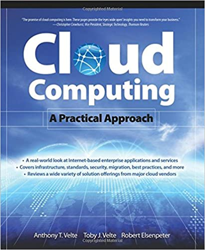 Book Review: Cloud Computing a practical approach