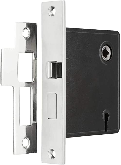 Storm Door Replacement Classic Latch Mortise Lock Solid Brass 9 finishes by FPL