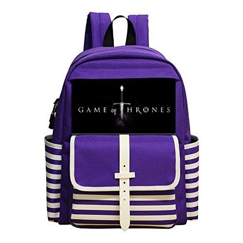 Game of Thrones New Style Rucksack Trend School Shoulder Backpak Bag Daypack