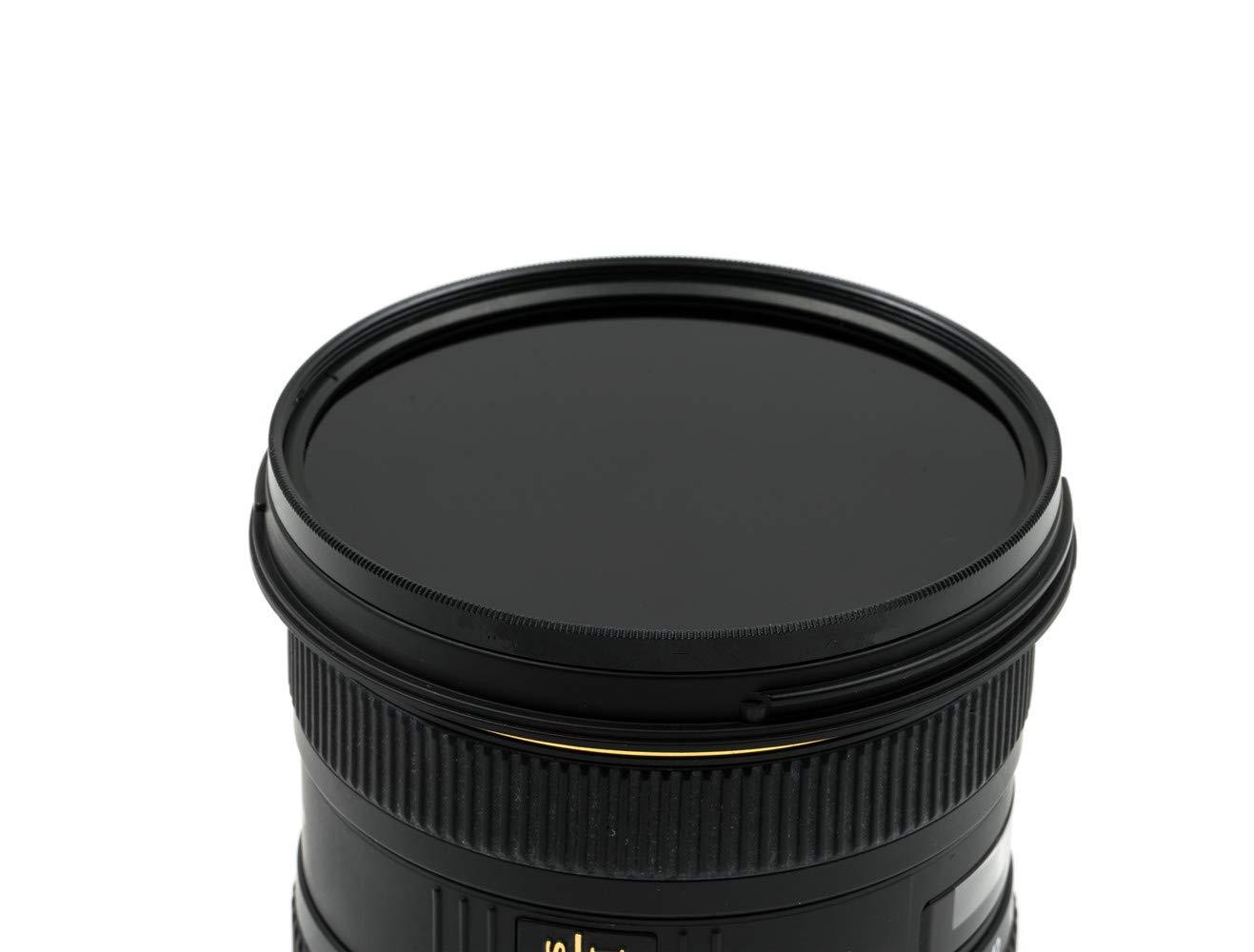 GREEN.L 77mm ND1000 Filter Slim ND Neutral Density Filter Optical Glass 10 Stop
