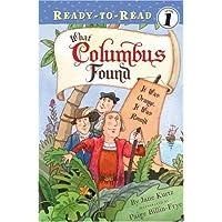 What Columbus Found: It Was Orange, It Was Round