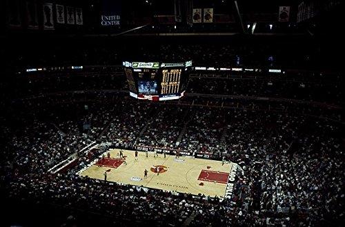 chicago bulls stadium posters