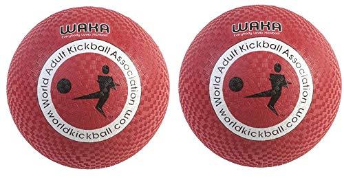 WAKA Official Kickball - Adult 10 (Twо Расk)