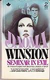 Seminar in Evil, Daoma winston, 0671809768