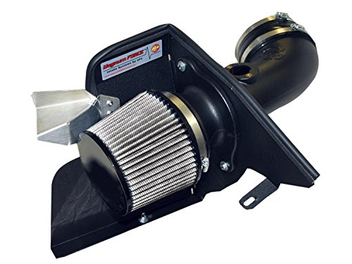 - aFe Power Magnum FORCE 51-10462 BMW M3 (E46) Performance Intake System (Dry, 3-Layer Filter)
