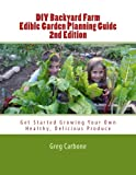 img - for DIY Backyard Farm Edible Garden Planning Guide 2nd Edition book / textbook / text book